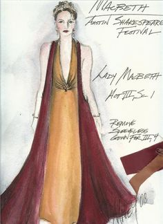 costume design for Lady Macbeth, Austin Shakespeare Festival from Michelle Ney Shakespeare Macbeth, Shakespeare Festival, Shakespeare Plays, William Shakespeare, Lady Macbeth, Samuel Beckett, The Scottish Play, Wyrd Sisters, August Strindberg