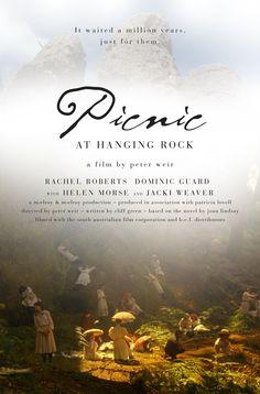 Picnic at Hanging Rock, Peter Weir, 1975