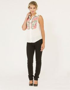 BOTANICA TOP Gentle Fawn $59.00