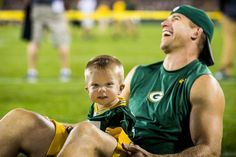 Jordy and his son Brooks.