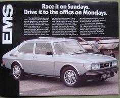 SAAB 99 EMS, 1978