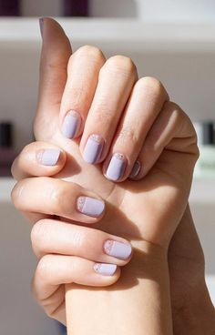 Ahead, 10 shades that help you look polished (pun intended), in order of popularity. We love these new nail art trends for spring...