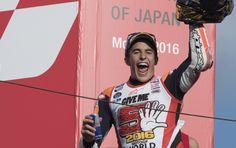 Oltre il limite - Il quinto Mondiale di Marquez Marc Marquez trionfa a Motegi, conquistando il suo quinto titolo mondiale a discapito di Rossi e Lorenzo, sconvolgendo gli equilibri psicologici nelle posizioni di vertice della MotoGP. #rossi #marquez #lorenzo #motogp