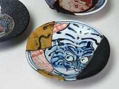 Aaron Scythe — The Vivian Kintsugi, Plates, Ceramics, Tableware, Google Search, Artist, Licence Plates, Ceramica, Dishes