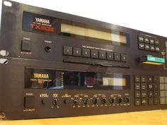 MATRIXSYNTH: YAMAHA TX802 FM SYNTHESIZER plus YAMAHA REV 7 Digi...