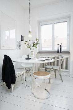 via bungalow5 #dining #home #interior #nordic #scandinavian