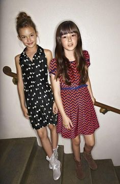 Back to school dresses.