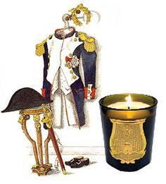 Empire Candle 9.5 oz by Cire Trudon