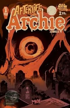 This Week's Highlights at Third Eye Comics for Wednesday Afterlife With Archie, Third Eye, Cops, Creepy, Highlights, Artist, Movie Posters, Paramedics, Book Stuff
