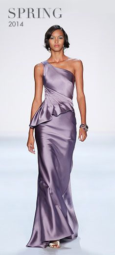Spring 2014 - silver lilac