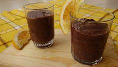 Ein Schoko Smoothie der besonderen Sorte: Mit Roter Beete! ✓ glutenfrei ✓laktosefrei ✓ zuckerfrei ➤ 100% natürlich und lecker. Jetzt nachkochen!