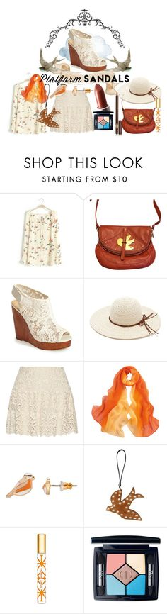 """Stand Tall Fly High"" by alyglows on Polyvore featuring Neeya, Marc Jacobs, Lucky Brand, LULUS, Alice + Olivia, LC Lauren Conrad, RED Valentino, Tory Burch, Christian Dior and Charlotte Tilbury"