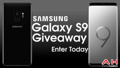 #Giveaway to win a #Samsung #GalaxyS9 from @androidheadline with @SamsungMobileUS! http://swee.ps/FruaJQakH
