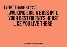 Every Teenagers - Relatable Teenage Quotes @Drue Pack Pack Dolan  @Molly Simon Simon Dolan  @Michael Dussert Aitken Dolan  lol