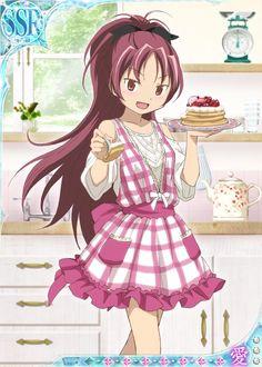 佐倉杏子 さくらきょうこ Sakura Kyoko