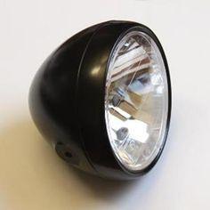 "LSL 6.5"" Cafe Racer Headlight"