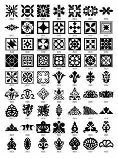 전통문양그림자료모음 : 네이버 블로그