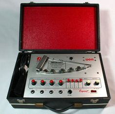 WATKINS WEM IC 300 COPICAT Exc. Vintage Tape Delay Guitar Effect Echo Copycat