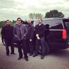 Ghost Adventures: Billy, Zak, Aaron and Jay.