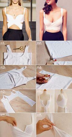 Naleśnik dla duszy: DIY z koszulek