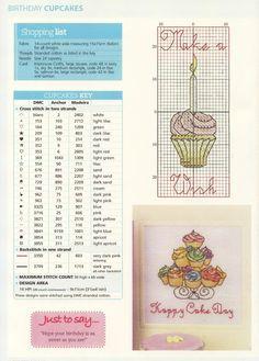 Gallery.ru / Фото #22 - Cross Stitch Card Shop 61 - WhiteAngel