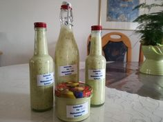 Delicious salad dressing for all leaf salads, a tasty recipe from the salad dressing category. Ratings: Average: Ø salad salad salad recipes grillen rezepte zum grillen Chefs, Roasted Eggplant Dip, Winter Salad Recipes, Leafy Salad, Sauces, Farro Salad, Fruit Salad, Salad Dressing Recipes, Decoration Table
