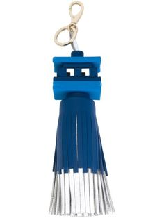 Shop Anya Hindmarch 'Space Invaders' tassel in Satù from the world's best independent boutiques at farfetch.com. Shop 400 boutiques at one address.