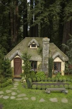 Cottage in Germany... manca solo Biancaneve!