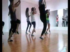 Ellie Goulding - Burn (choreography by Cris Marín)
