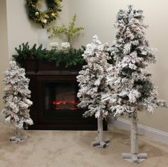 3 Artificial Christmas Trees by Gordon Companies, Inc. $207.00. Brand Name: Gordon Companies, Inc Mfg#: 30875560. Please refer to SKU# ATR25798451 when you inquire.. Shipping Weight: 31.00 lbs. This product may be prohibited inbound shipment to your destination.. Picture may wrongfully represent. Please read title and description thoroughly.. 3 artificial Christmas trees/alpine/3'H x 21'' dia. tree: 130 green tips, no assembly/4'H x 24'' dia. tree: 250 green t...