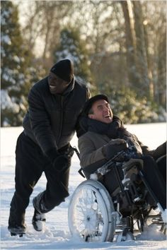 intouchables - Amazing moving movie!