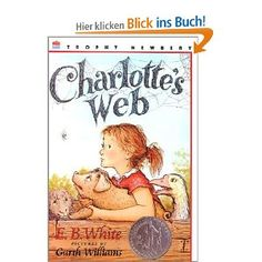 Charlotte's Web (Trophy Newbery) - Who wants to buy this book for me? Such a nice story!