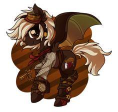 My Little Steampunk Pony