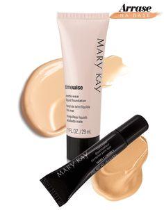 Combo Base + Corretivo para pele branca: Tonalidades Ivory  /Consultora Morgana Trisotto. Whatsapp 55 84843217