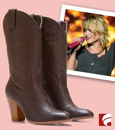 Miranda by Miranda Lambert Cowboy boots are back at Famous! Time to get concert ready ladies.