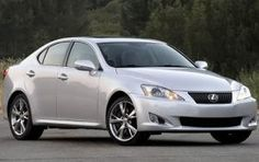2010 Lexus IS 250, my beautiful new car, except mine is fully loaded and all black :) <3
