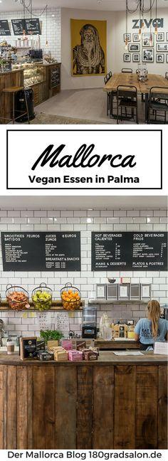 Mallorca Vegan - Restaurant Tipp für gesundes Essen in Palma. Wunderbare Oase mit veganem Food und Rohkost mitten in Palma. Absolute Empfehlung! #mallorca #mallorcaisland #palmademallorca #balearen #mallorcafeelings #veganfood
