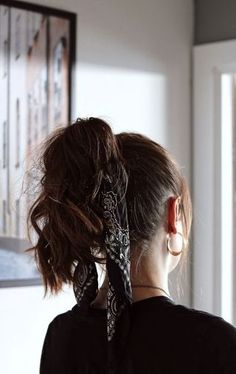Lazy hair styles bandana hair lazy styles 5 easy 5 minute lazy hairstyles 7 out of darkness com Lazy Day Hairstyles, Scarf Hairstyles, Braided Hairstyles, Cute Bandana Hairstyles, Medium Hairstyles, Bandana In Hair, Beach Hairstyles, Hair Bandanas, Wedding Hairstyles