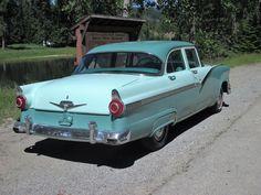 1956 Ford Fairlane Town Sedan | eBay