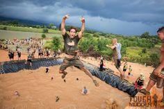 Awesome Tough Mudder Jump!