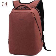 "2016 HOT New Designed Brand Cool Urban Backpack Men Women Light Slim Minimalist Fashion Women Backpack 14""- 17"" Laptop Backpack"