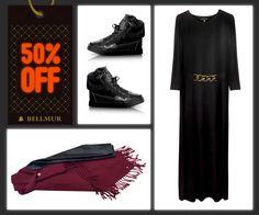 .:: SALE 50% OFF – #INVIERNO15 ::.  50% OFF en nuestra colección #REGNUM #INVIERNO15 y #SpecialPrice en #BellmurJeans y prendas seleccionadas.  ¡Nada más cómodo para el fin de semana que un vestido largo, para el día o la noche!  - Vestido con Cinturón Cadena // DRBELL51 - Abrigo de Paño y Cuero // JKBELL08  - Zapatillas con Piel // ZBELL122  ¡Te esperamos en nuestro local de Montevideo Shopping!