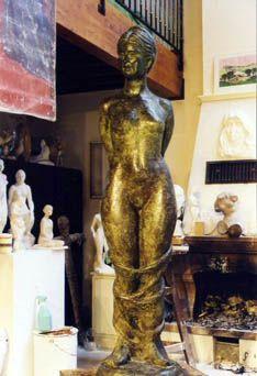 La galerie de photos du sculpteur Etienne Audfray