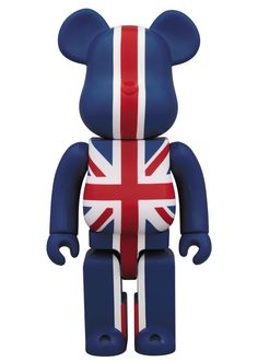 Really wanna give this to YG Papa & TOP, medicom-toy-union-jack-bearbrick-400-01 #Englang