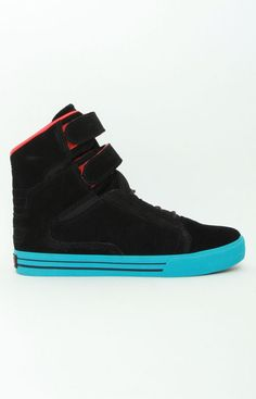 Society High Top Sneakers by Supra at MOOSE Limited