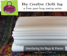 Interfacing for Bags