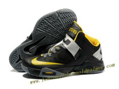 9c389f40a9670 Buy Discount Nike Zoom Lebron Soldier 6 Vi Black Grey Yellow Top Deals from  Reliable Discount Nike Zoom Lebron Soldier 6 Vi Black Grey Yellow Top Deals  ...