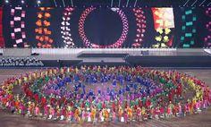 Ecossse: Jeux du Commonwealth, c'est parti à Glasgow - 24/07/2014 - http://www.camerpost.com/ecossse-jeux-du-commonwealth-cest-parti-a-glasgow-24072014/