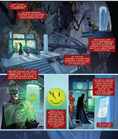 It's clear we are on the same page. #Batman #TheFlashRebirth #TheFlash #Flash #FlashRebirth #BarryAllen #TheFlashNew52 #TheFlashComics #Superheroes #ScarletSpeedster #SpeedForce #BornToRun #KeystoneCity #DC #DCRebirth #DCUniverserebirth #DCComics #PrimeEarth #Comics #ComicBooks #DCUniverse #New52 #PreFlashpoint #NewEarth #TheFinalRace #FlashpointParadox #Flashpoint #JoshuaWilliamson #KarlKerschl #ComicsDune