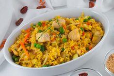 Nasi goreng Nasi Goreng, Wok, Fried Rice, Chinese, Ethnic Recipes, Stir Fry Rice, Chinese Language